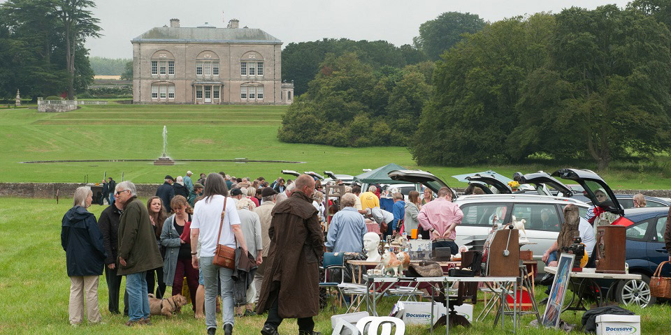 Stately Home Charity Car Boot Sale