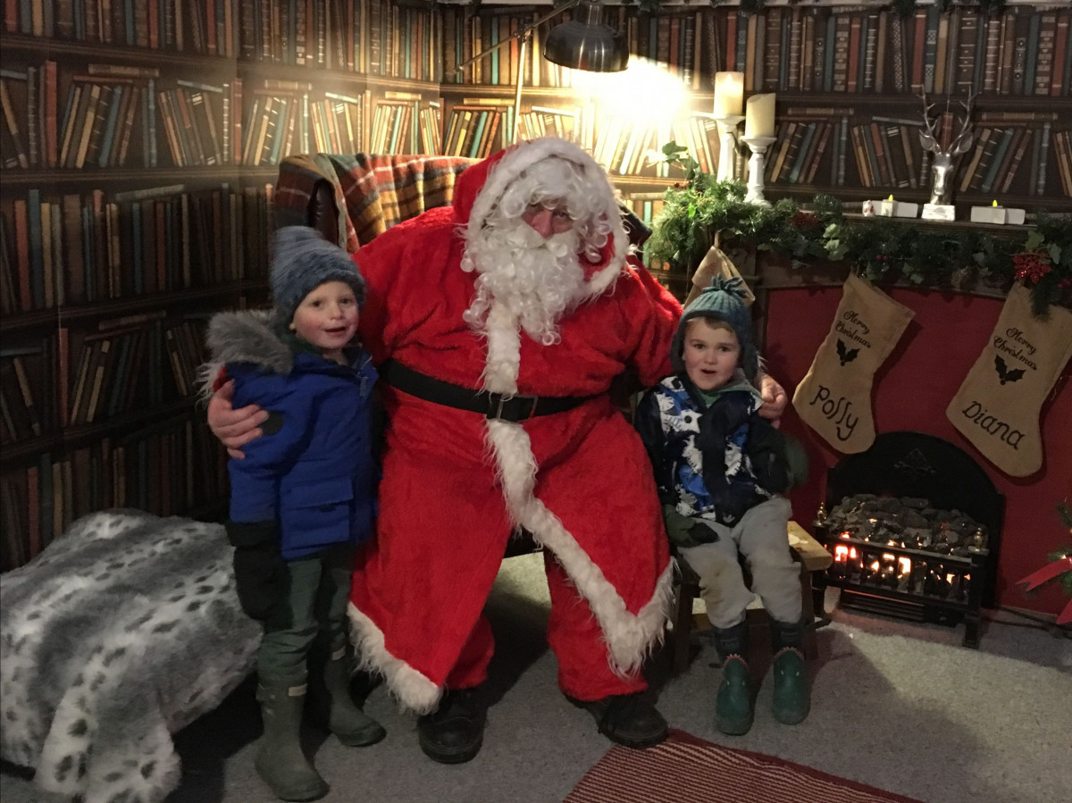 Santa's Magic Grotto