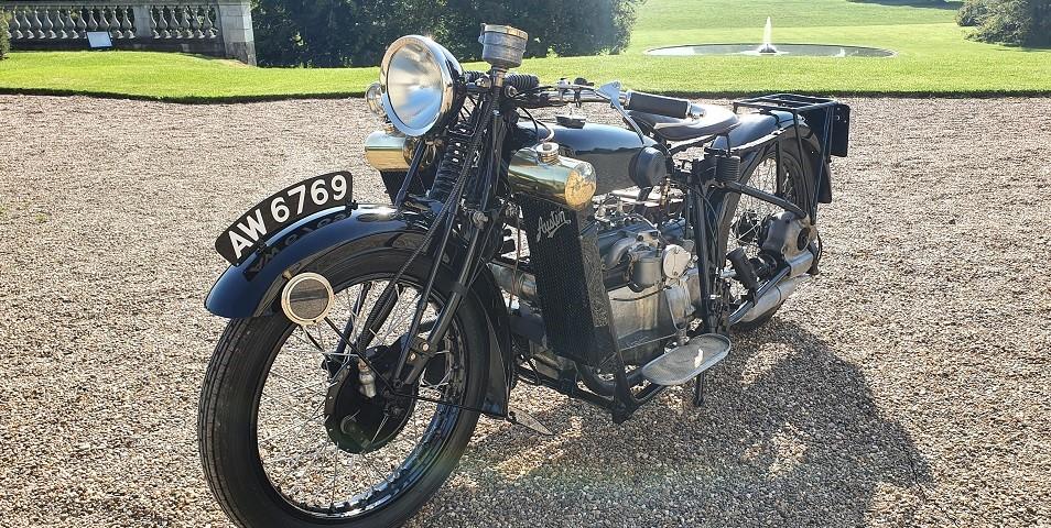 Classic Car, Motorcycle & Automobilia Auction (November)