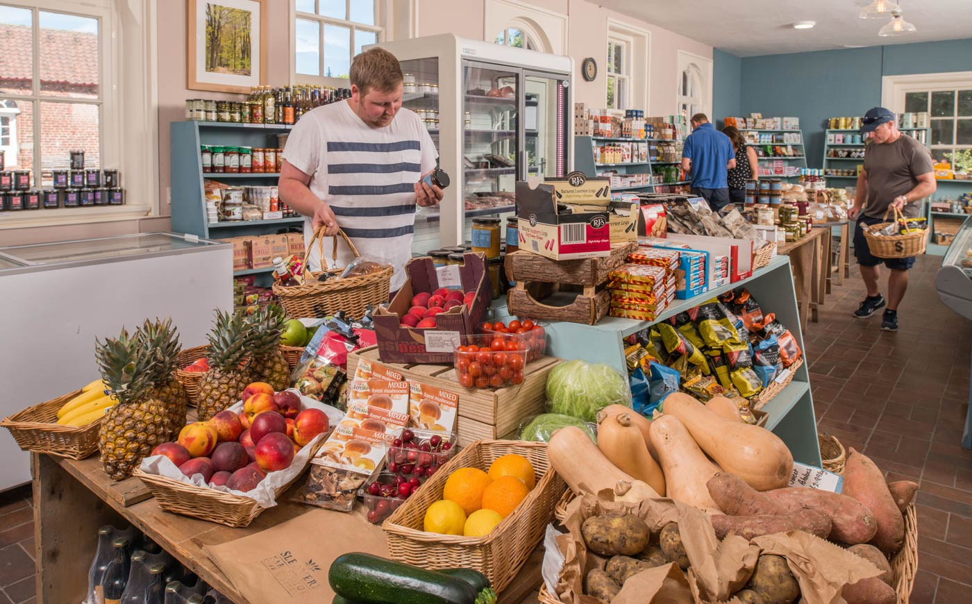 The Farm Shop at Sledmere, East Yorkshire