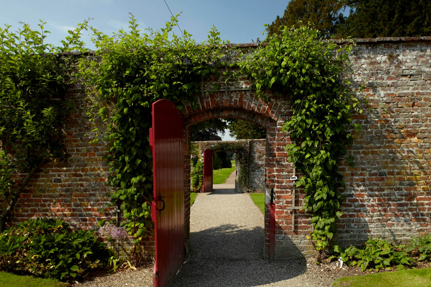 Information about group visits at Sledmere House