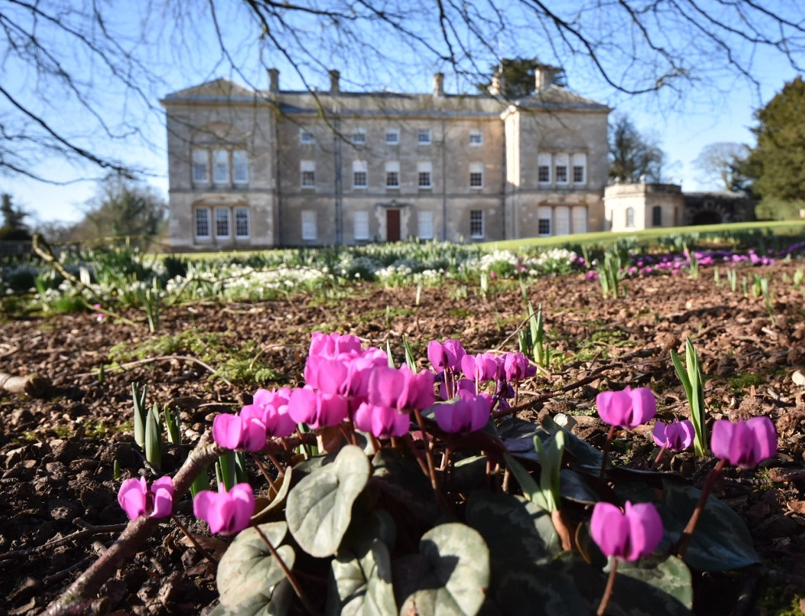 Sledmere House in East Yorkshire