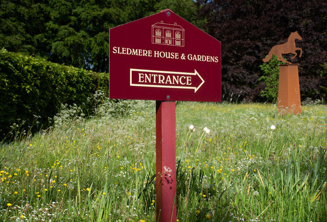 Sledmere has reopened to visitors