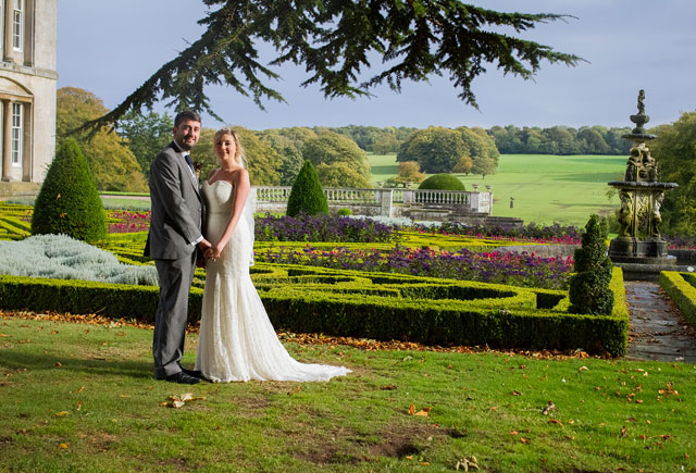 Sledmere House is an ideal country house venue for weddings and corporate hospitality