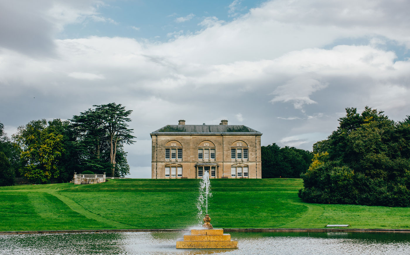 Sledmere House, a corporate hospitality venue in East Yorkshire